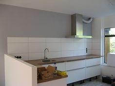 Wandtegels in de keuken