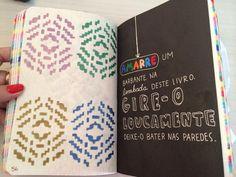 #destruaestediário  - By Erica A. P. Gonçalves