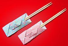 のし付祝い箸袋 tutorial