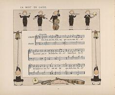 La Mist' en l'Aire L.M. Boutet de Monvel by kikihalb... computer operational again :-), via Flickr