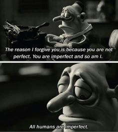 Mary and Max, reliquia...