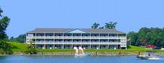 Hotel on Smith Mountain Lake