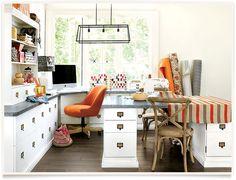 Home Office. Studio. Sewing Room . Art Room