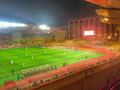 #Fontvieille En espérant que le match soit un grand cru #asm #asmonaco #asmonacofc #asmgbfc #gbfc #girondins #bordeaux #foot #ligue1 #football #ultras by issanissa74 from #Montecarlo #Monaco