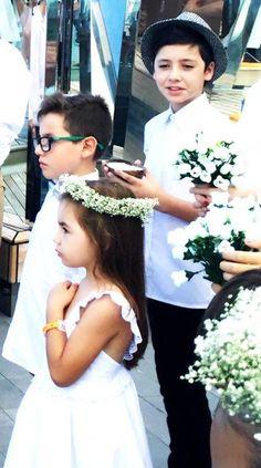 Beautiful MSC #onboardwedding.  Want to know more?  305-421-1904 or msc@theweddingexperience.com #mscweddings #cruiseshipweddings