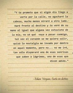 Adios Quotes En Espanol, Film Quotes, Book Quotes, Me Quotes, Stupid Love, Sad Love, Edwin Vergara, Tumblr Quotes, Love Letters