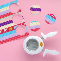 Omiyage Blogs: DIY Washi Tape Gift Tags