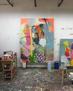#studio #HENSE 72x96 inches