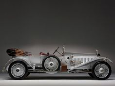 1915 Rolls-Royce Silver Ghost London-Edinburgh Tourer