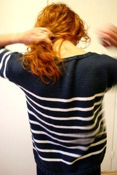 48f9571245b6 marinière Pull Mariniere Femme, Pull Marinière, Bonne Femme, Liste De Mes  Envies,