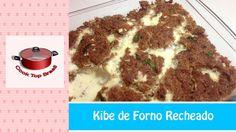 Kibe de Forno Recheado | Cook Top Brasil #101