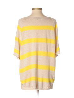 Ann Taylor LOFT Stripes Beige 3/4 Sleeve Top Size S - 92% off   thredUP Ann Taylor Loft, Stripes, Beige, Blouses, Sleeve, Tops, Women, Fashion, Manga