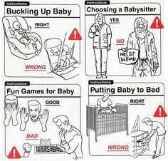 baby wow wow instruction manual
