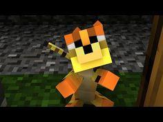 Herobrine's Cat - Herobrine Animation, Minecraft - YouTube