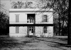 Schinkel Pavillion, Berlin 1824, Karl Friedrich Schinkel