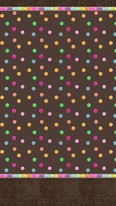 Chispas de colores