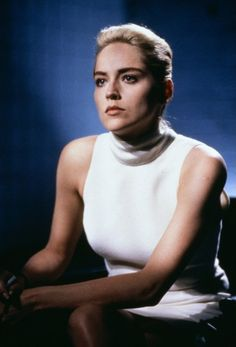"Catherine Trammel character- ""I'd have to be pretty stupid to write a book about killing somebody and then kill them the way I described it in the book.. I'd  be announcing myself as the killer. I'm not stupid."" --Basic  Instinct."