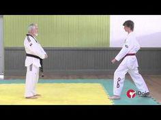 Taekwondo - Application Part 1/2 - YouTube