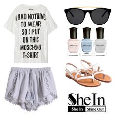 """SheIn"" by bethanymotaislife-1 ❤ liked on Polyvore"