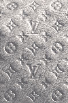 Louis Vuitton Monogram in silver