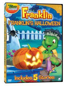 Franklin - Franklin's Halloween