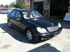 2004 Mercedes C240 4Matic   $7500   Prime Auto Sales - Omaha, NE   (402) 715-4222 #mercedes #luxury #awd #ridininstyle #auto #primeauto #omaha