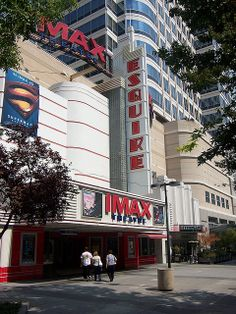 Esquire Theater - Sacramento, California
