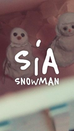 Sia Video, Sia Music Video, Christmas Music, Christmas Humor, Snowman Songs, Feel Good Videos, Song Recommendations, Good Vibe Songs, Funny Pictures Can't Stop Laughing