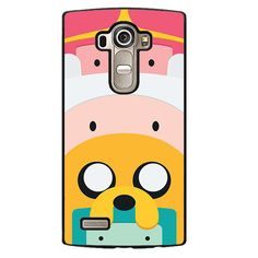 Adventure Time Cute Characters Phonecase Cover Case For LG G3 LG G4