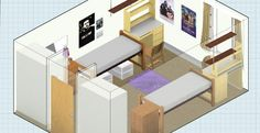 Best Dorm Room Layouts | The Best Design Tools For Improving Your Home