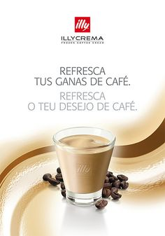 illy. illycrema Ad Campaign