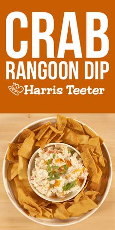 Get your dip on for game day! Try this Crab Rangoon Dip recipe. #TeeterRecipes