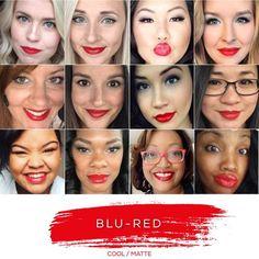 Blu-Red LipSense #Ma