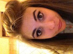 #me #myself #mylife #makeup #happy #strangeface #crazy #crazylife
