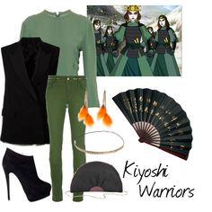 """Kiyoshi Warriors"" by allij28 on Polyvore"