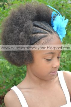 Beads, Braids and Beyond: Flat Twists into Afro