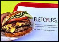 Fletchers Burger  - Better Burger Frankfurt am Main