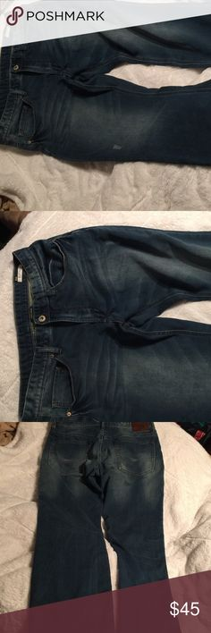Buffalo David Bitton Ash Skinny Sz 34 Buffalo Bitton jeans Buffalo David Bitton Jeans