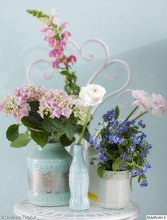 kukkaidea,juhlakoristelu,diy,Tee itse - DIY