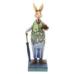 Heartwood Creek Gentleman Bunny: Bunny Bright