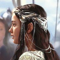 Arwen, Astri Lohne: study from Lord of the Rings. Legolas, Aragorn, Thranduil, Arwen Lotr, Gandalf, The Lord Of The Rings, Fellowship Of The Ring, Arwen Undomiel, J. R. R. Tolkien