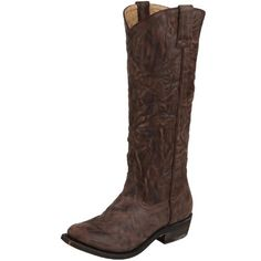 Nothing is more comfortable than a broken in pair of cowboy boots