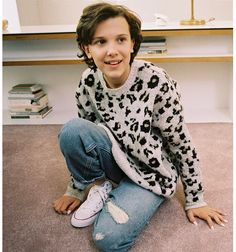 PE2017 looks Millie Bobby Brown stranger things coach style 11