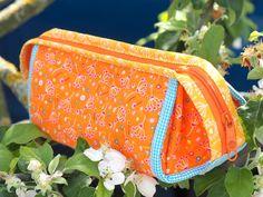 Sew Together Bag - das kleine Organisationstalent. Genäht von Keko-Kreativ