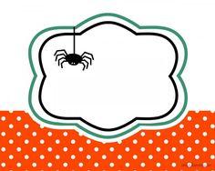 Grande étiquette DIY Halloween pour fenêtre et porte 2
