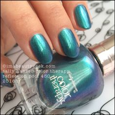 Sally Hansen Reflection Pool - Color Therapy 2016