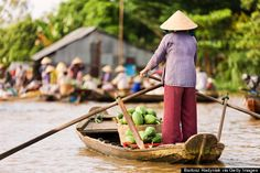 mekong delta (19 Under-The-Radar Places In Southeast Asia That Will Actually Change Your Life)