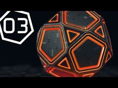 Cinema 4D and After Effects - Creating a Sci-Fi Orb Tutorial