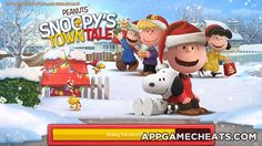 Peanuts Snoopy's Town Tale Hack & Tips for Bucks & All Characters Unlock  #Peanuts #Popular #SnoopysTownTale #Strategy http://appgamecheats.com/peanuts-snoopys-town-tale-hack-cheats/