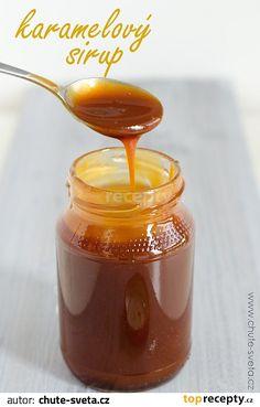 Příprava domácího karamelového sirupu je mnohem jednodušší, než si možná myslíte. Nepotřebujete žádné zvláštní suroviny (pravda, tento recept...